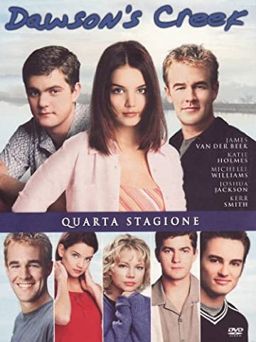 Dawson's creek Stagione 04 [Import italien]