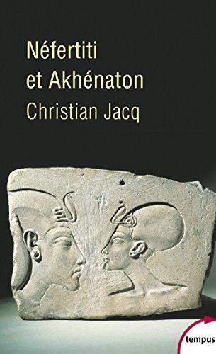 Néfertiti et Akhenaton