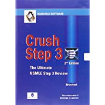 Crush Step 3 - Cd-rom Pda Software: The Ultimate Usmle Step 3 Review
