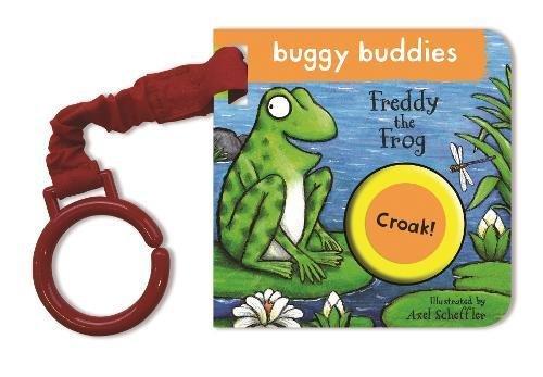 Freddy the Frog Buggy Book (Noisy Buggy Buddies)
