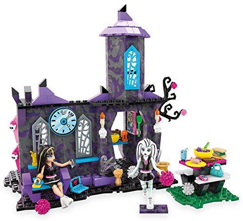T93 - Konstruktionsspielzeug, Monster High Monsterschüler Café ()