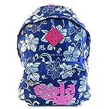 Zaino Scuola Gola Harlow Tropical Blue White Pink Scuola 2014/15 - CUB593EW