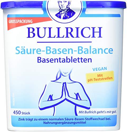 BULLRICHS Vital Tabl., 450 St