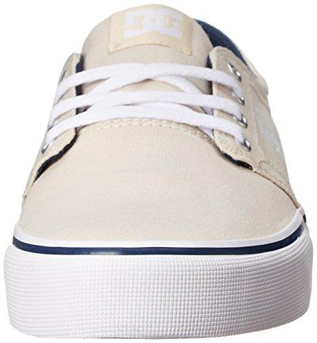 Dc - Chaussure Trase Tx M Frn, Sneaker Basse Uomo Crème