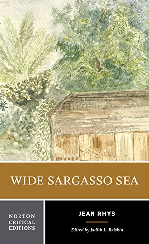 Wide Sargasso Sea: Backgrounds, Criticism (Norton Critical Editions)