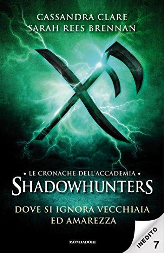 Le Cronache Dellaccademia Shadowhunters Pdf