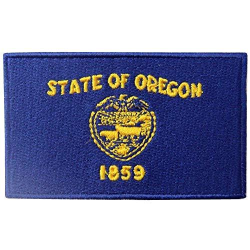 USA AMERICAN State Flagge Patch bestickte Applikation Eisen auf Sew auf Emblem OR Custom Jeans Jacke