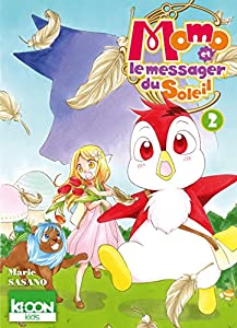 Momo et le messager du soleil Edition simple Tome 2
