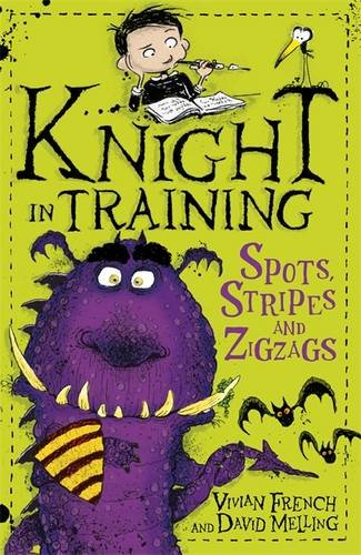 Knight in Training: Spots, Stripes and Zigzags