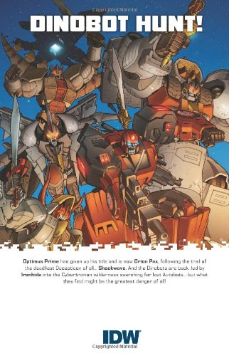 Transformers: Robots In Disguise Volume 2 (Transformers 2)