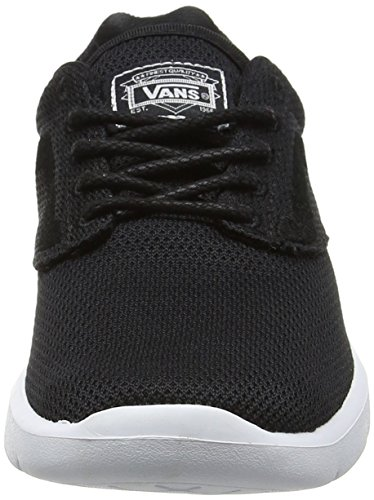 Vans Ua Iso 1.5, Baskets Basses Mixte Adulte Noir (Mesh)