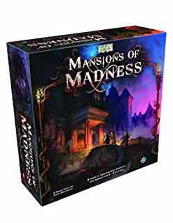Fantasy Flight Games MAD01 - Mansions of Madness (1616610158) | Amazon price tracker / tracking, Amazon price history charts, Amazon price watches, Amazon price drop alerts