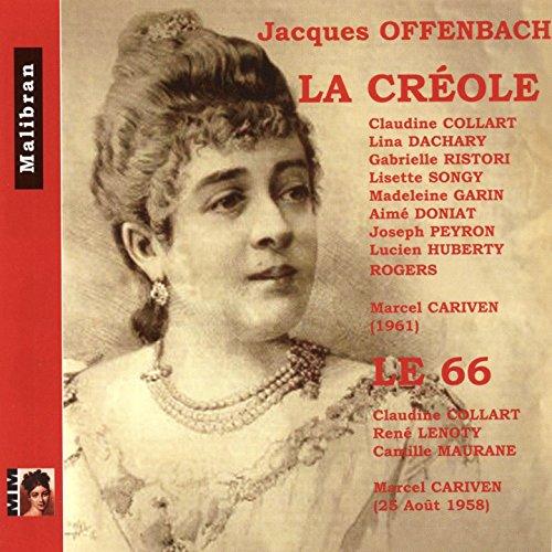 La créole, Act I, Scene 2: Dans cette robe et ces dentelles (Cartahut, Caméristes, St Chamas, Chœur) -