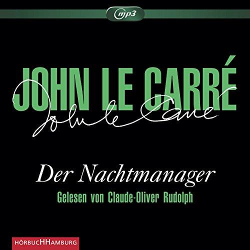: Der Nachtmanager: 3 CDs (Audio CD)