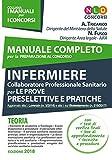 Manuale Completo Per La Preparazione Al Concorso Per Infermiere Collaboratore Professionale Sanitario