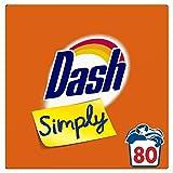 Dash Simply Detersivo In Polvere, 5.2kg, 80 Lavaggi