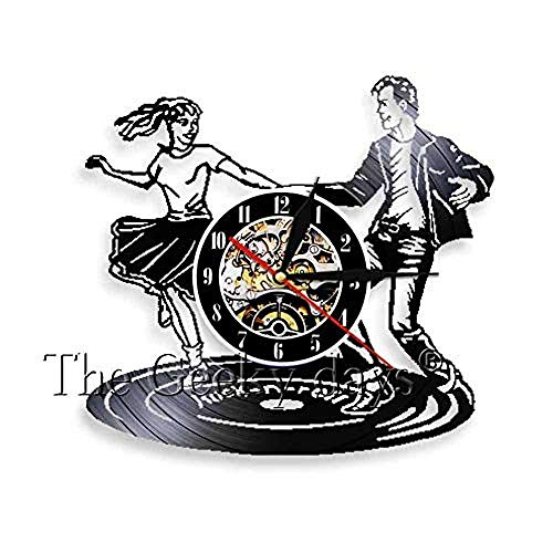 Wanduhr Go Fishing,