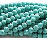 Schöne Perlen, Howlith, rund, 4 mm, zum Selbstgestalten von Schmuck, 41 cm Strang