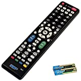 HQRP Télécommande Universelle pour Sharp téléviseurs LED LC-39LE551U LC-40C32U...