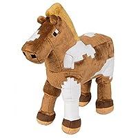 Minecraft 6358 Horse Plush 13 Inch