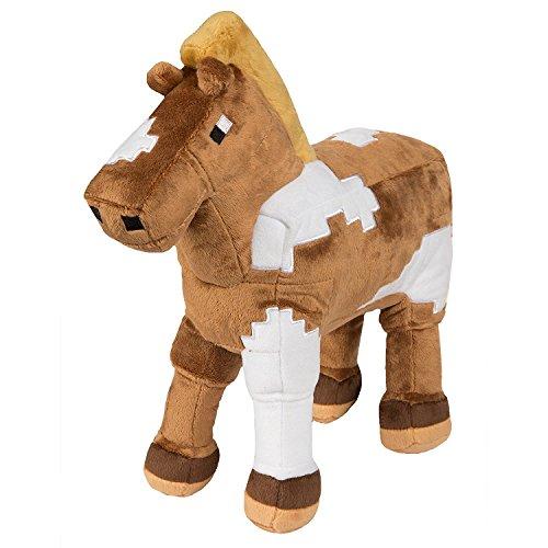 "Horse Plush - Minecraft - 33cm 13"""