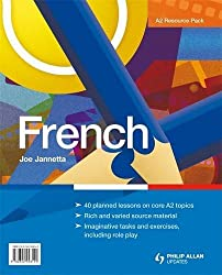 A2 French Teacher Resource Pack (+CD)
