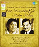 #1: Immortal Hits of Lata Mangeshkar and Madan Mohan