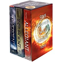 Divergent Series Complete Box Set by Roth, Veronica (2013) Hardcover
