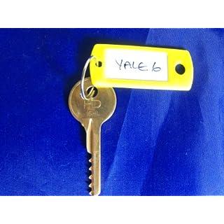Yale Bump Key 6 Pin