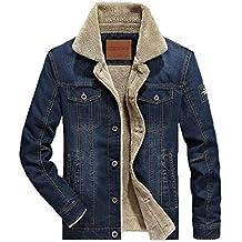 pretty nice b1a1a 29d3c Suchergebnis auf Amazon.de für: jeansjacke mit fell - Mit ...