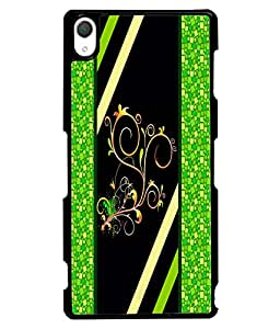 Fuson 2D Printed Designer back case cover for Sony Xperia Z3 - D4354
