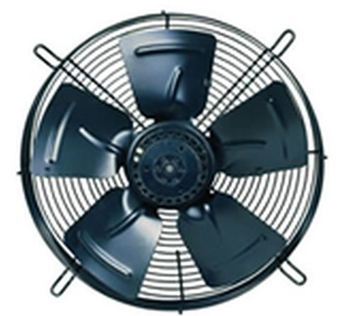 Axial Fans 250mm to 500mm (6 POLE 500MM-SUCTION)