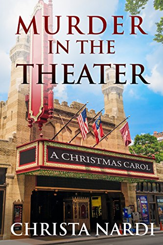 Book cover image for Murder in the Theater (Cold Creek Mysteries Book 4)