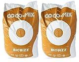 BioBizz Coco-Mix Pflanzsubstrat aus reinen Kokosfasern 100 Liter