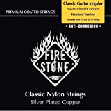Fire & Stone 651840 Cordes pour Guitare Classique