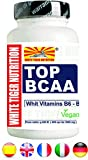 BCAA Aminoácidos Ramificados 2: 1: 1. | 400 Comprimidos 420 gr | con Vitaminas B6 y...