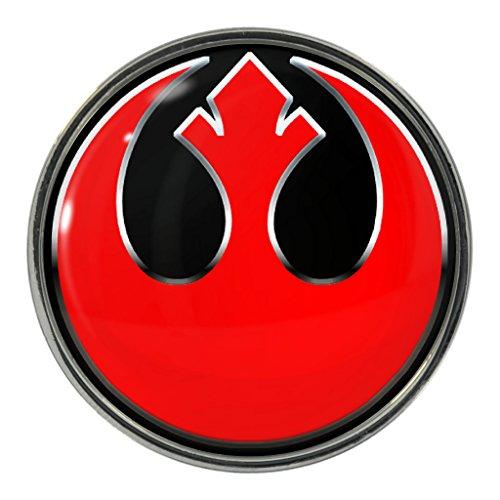 Heroic Rebel Design Metall-Pin Badge