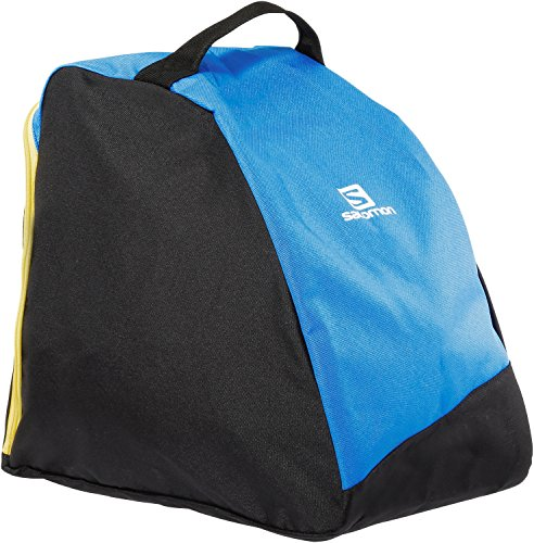 Salomon Schuhtasche Original Boot Bag Schwarz/Blau
