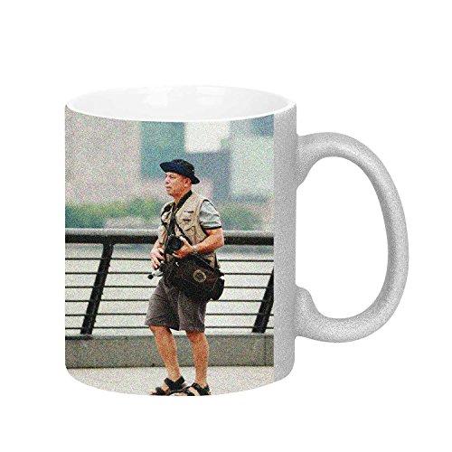 Afinder Personalisierte Fototasse Farbwechseleffekt Kaffeetasse Magische Fotos Tasse Matt Oberfläche Cup individuell Kaffeebecher Bedruckt mit Text und Bild