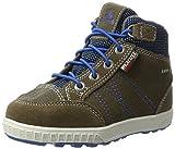 Kamik Unisex-Kinder Wheelie Chukka Boots, Braun (Brown/Brun), 35 EU
