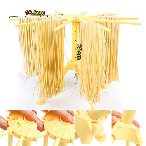 Soporte de secado de pasta
