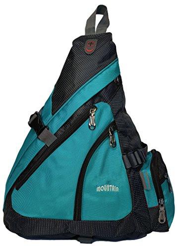 GFM Zaino per ciclismo Style 2 - Turquoise