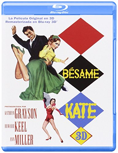 Bésame Kate (BD 3D) [Blu-ray] 51sYddXEx5L