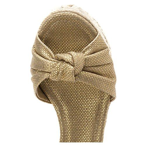 Chaussures Michael Kors gold
