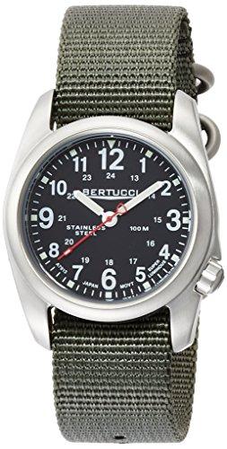Bertucci 11051 A-2S da uomo, Field-Orologio analogico