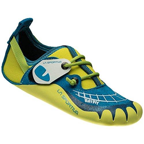 La Sportiva Gripit - Pies de gato - amarillo/azul Talla del calzado 35/36 2017