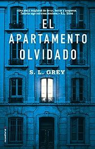 El apartamento olvidado par S.L. Grey
