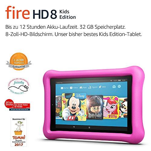Das neue Fire HD 8 Kids Edition-Tablet - 2