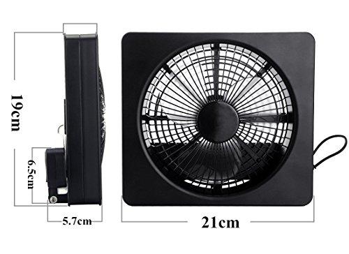 Welltop 6 Zoll Beweglicher Ventilator kaufen  Bild 1*