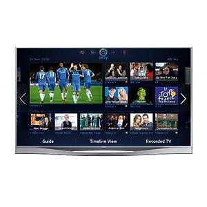 Samsung UE46F8500 46 -inch LCD 1080 pixels 1000 Hz 3D TV